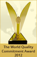 World Quality Commitment de 2012